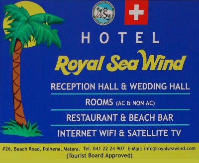 Royal Sea Wind Matara